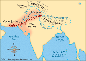 DNA Links Indus River Valley Civilization to People Today