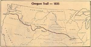 Oregon Trail Definition History Map Facts